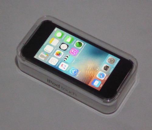 Ipod touch 64gb (5ta generación) caja + accesorios