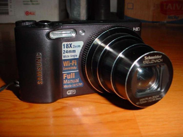 Maqueta realística de cámara digital samsung, no funciona,