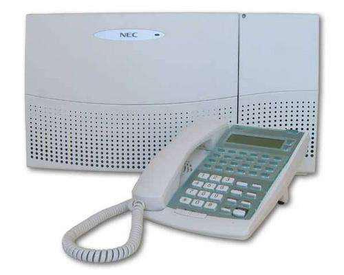 Servicio exclusivo centrales telefonicas nec