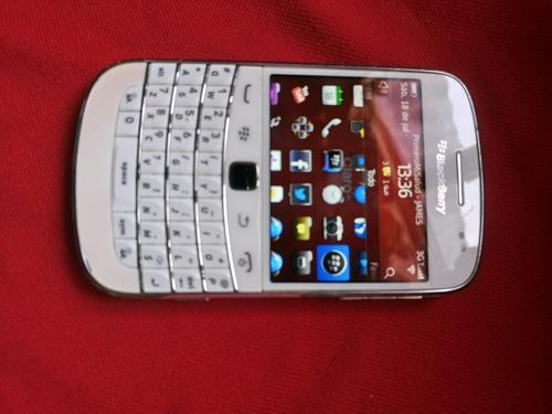 Vendo Blackberry Bold 9900