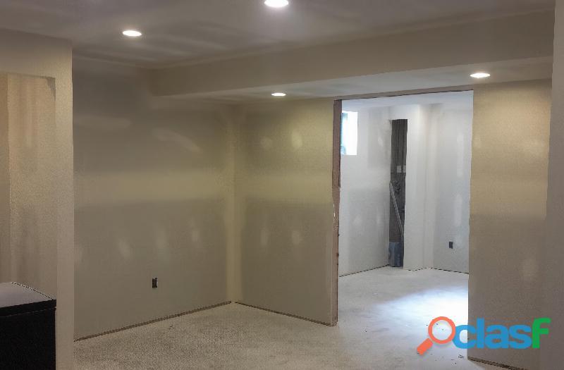 Drywall / cielo raso / policarbonato