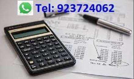 Asesoria Contabilidad de Costos Gerencial, Finanzas