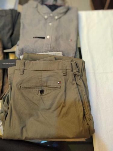 Camisas Pantalones Tommy Hilfiger 100% Original Usa