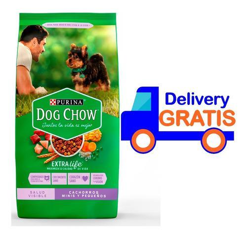 Dog chow cachorro raza pequeña 21 kg alimento para perro