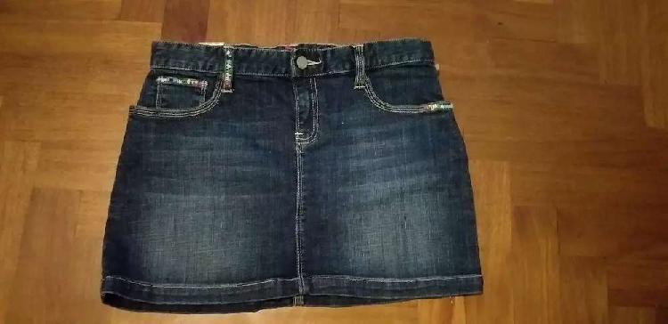 Falda de jeans GAP