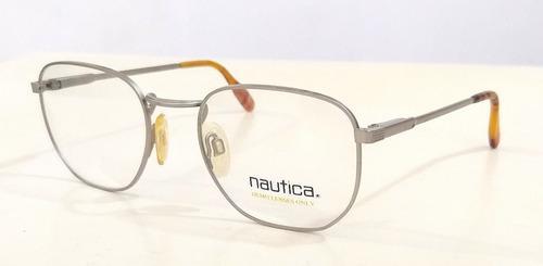 Gafas Vintage Nautica Años 1990 Lentes Lennon Retro