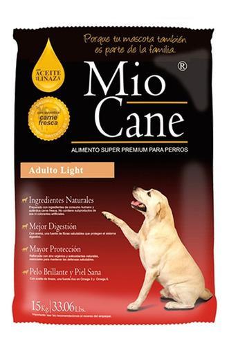 Mio Cane Adulto Light 15 Kg Alimento Dog Delivery Gratis