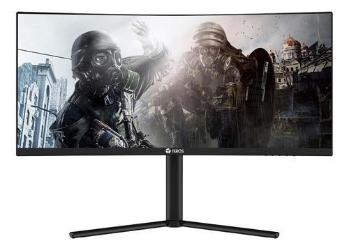 Monitor Ultrawide Curvo 29 100hz 1ms Teros 2560x1080 Dp/hdmi