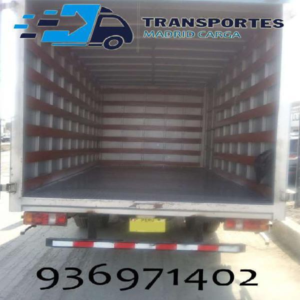 Transporte seguro 9(3)69/7%14%02 en independencia en Lima