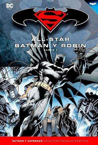 Batman y superman, libro 1: all star batman y robin, dc