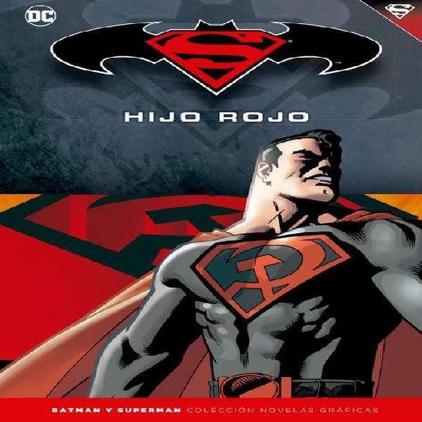 Batman y superman, libro 2: hijo rojo, dc comics