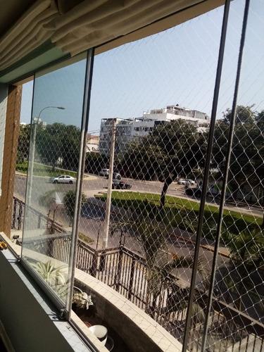Mallas protectoras de seguridad en ventanas, balcones