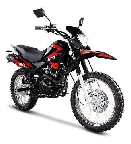 Moto motor 200cc todo terreno doble suspensión para
