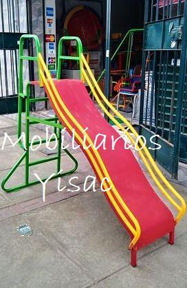 Juegos infantiles yisac en lima