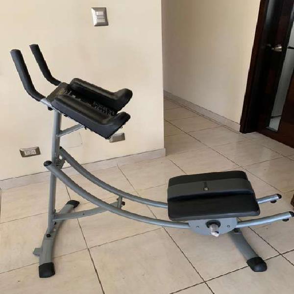 Ab machine best fitness (abdominales)
