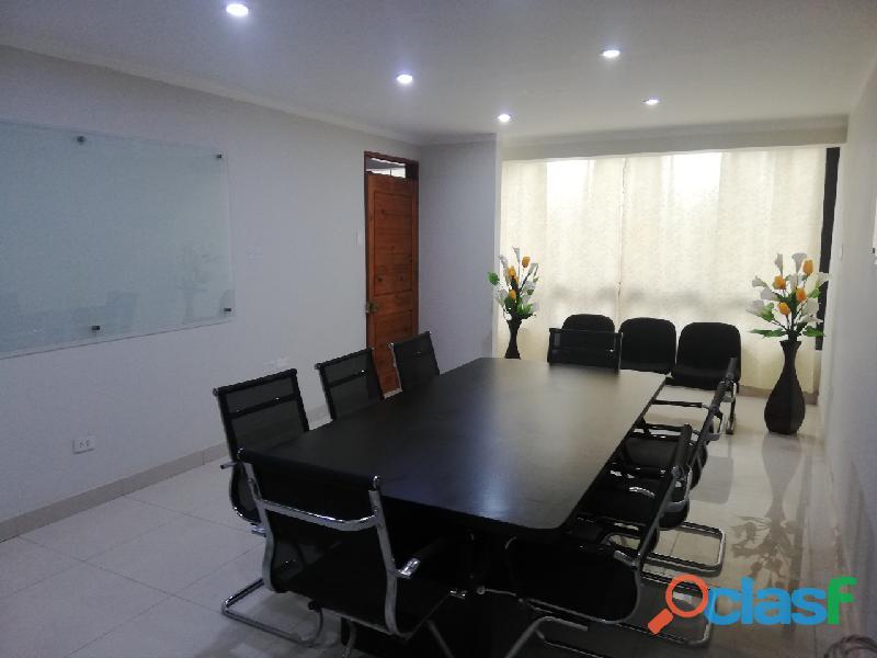 Mesa de reuniones directorio