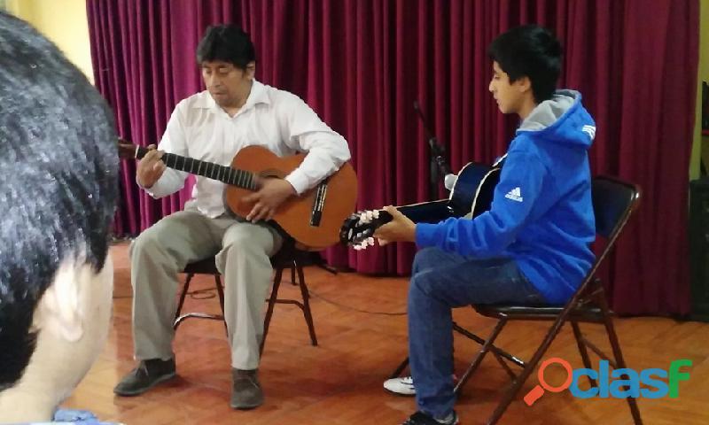 clases de guitarra on line 2
