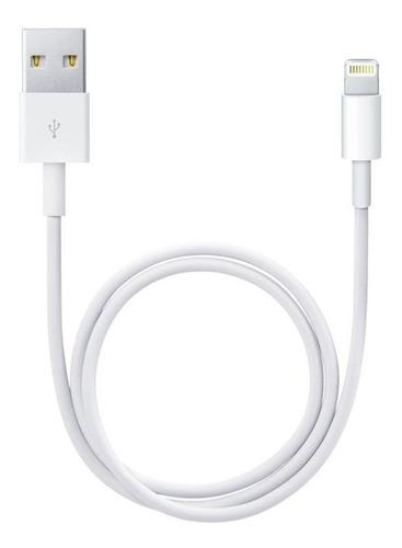 Apple cable lightning a usb tipo a original (1m)