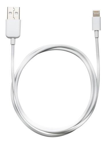 Cable lightning genérico 1 metro iphone ipad carga & datos