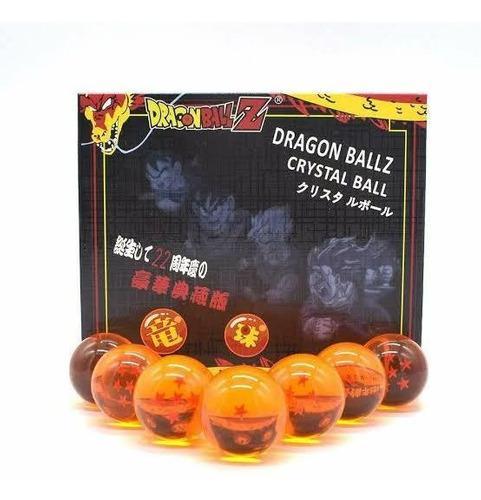 Esferas del dragon ball de 4.5 cm original
