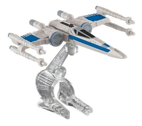 Hot wheels star wars x- wing fighter starships caja sellada