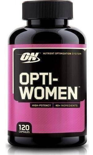 Opti - women - multivitaminico - 120 capsulas