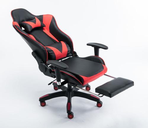 Silla gamer nueva reclinable a 180°