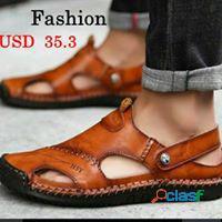 Elegantes sandalias de hombre # 41