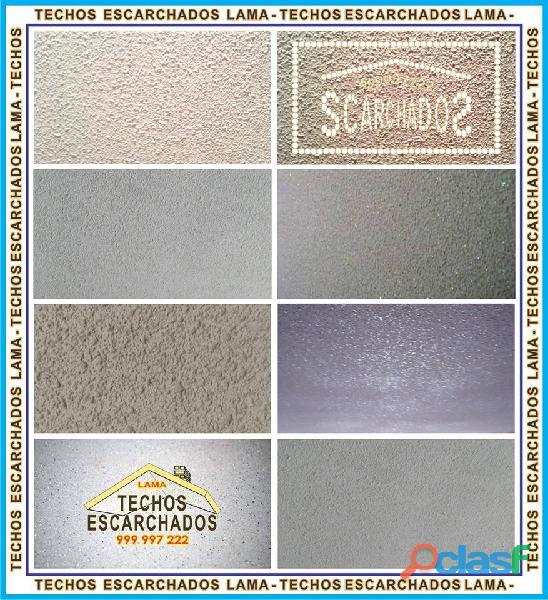 Escarchado decorativo lama: es muy bueno para decorar los techos de su casa, tlf:. 999 997 222