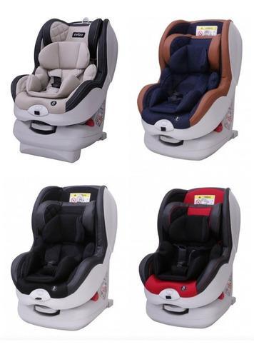 Asiento de auto para bebe evezo isofix 4colores