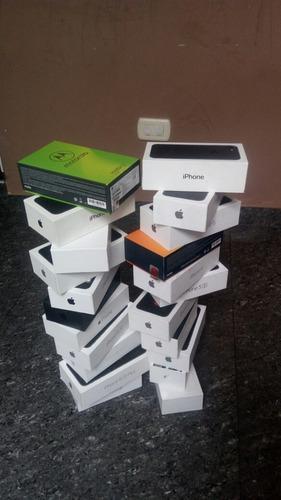 Cajas de iphone 4 5 6 7 8 plus