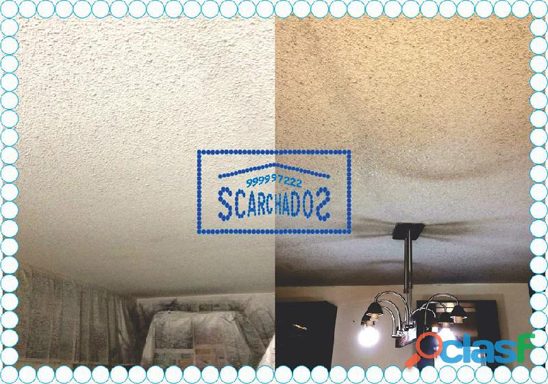 Bonitos, elegantes y decorativos hacemos escarchados para techos y paredes:.tlf:.999 997 222.c