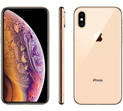 Iphone xs 256gb oro nuevo original año garantia tienda