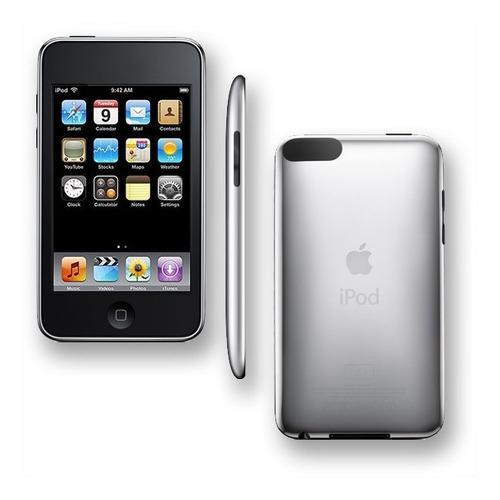 Ipod touch 2da gen apple usado libre icloud de colección
