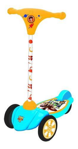 Kiddieland mi primer scooter toy story woody disney juguetes
