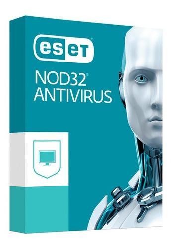 Software antivirus eset nod32, edición 2020, 1pc