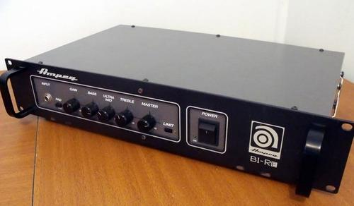 Cabezal amplificador para bajo ampeg b1re (fabricado en usa)