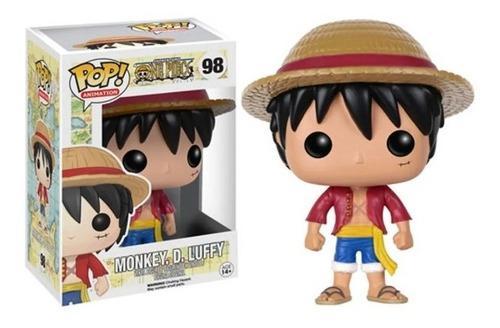 Funko pop luffy #98 one piece monkey d luffy stock
