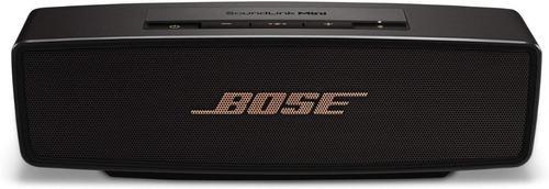 Bose soundlink mini ii limited edition - altavoz bluetooth