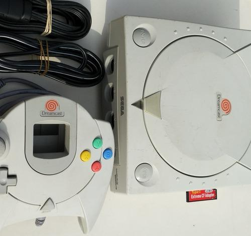 Dreamcast dual bios y compact flash