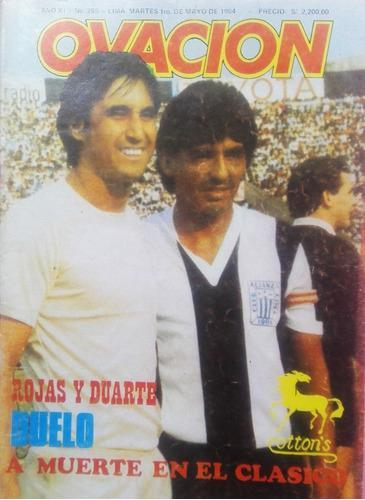 Revista deportiva ovación año xi n° 285