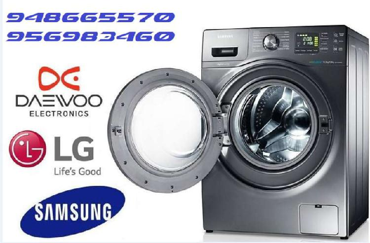 Tecnico lavadoras refrigeradoras