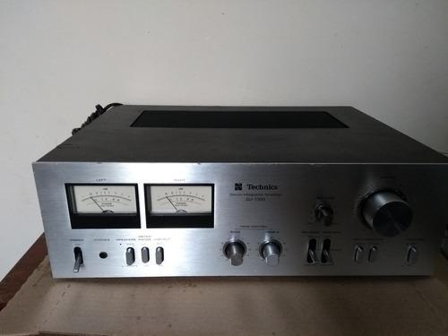 Technics amplificador su-7300 sansui marantz pioneer akai