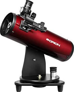 Orion 10012 skyscanner - telescopio reflector para mesa (3.9