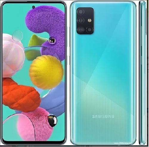 Samsung galaxy a51 128gb 6gb ram caja sellada