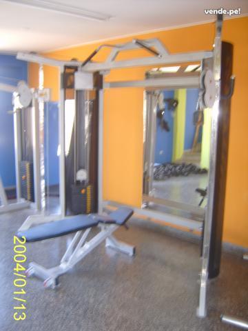 Mk fitness equipos de gimnasio en lima