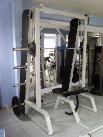 Maquinas de gimnasio mk fitness en lima