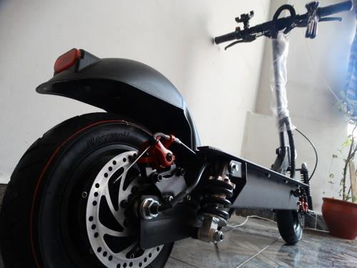 Scooter eléctrico barato todo terreno con alarma bluetooth