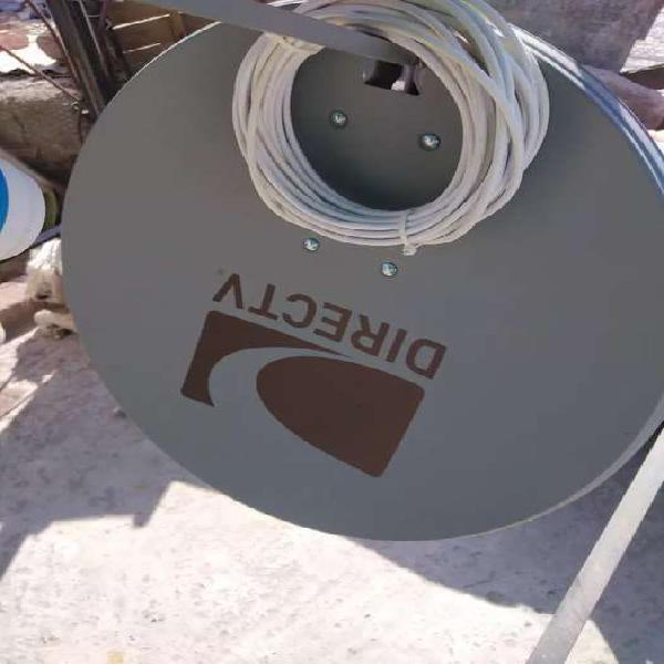 Antena parabólica directv