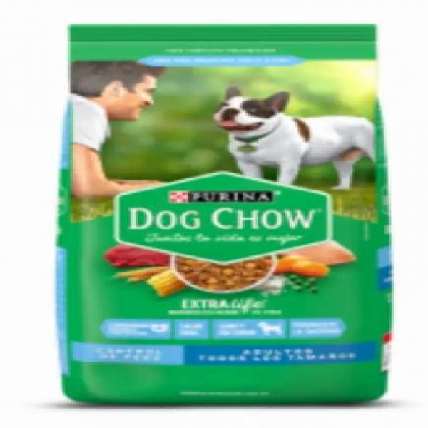 Dog chow extra life